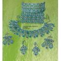 Parure turquoise-Location